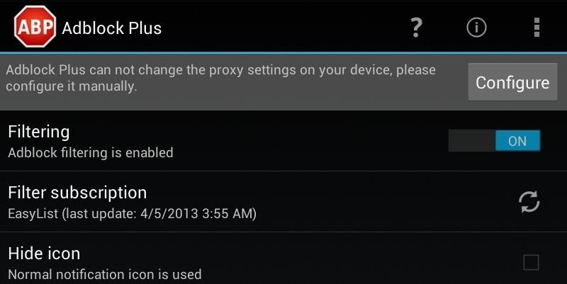 How to Block Every Single Annoying Ad on Your Nexus 7 (In Both Apps & Websites)