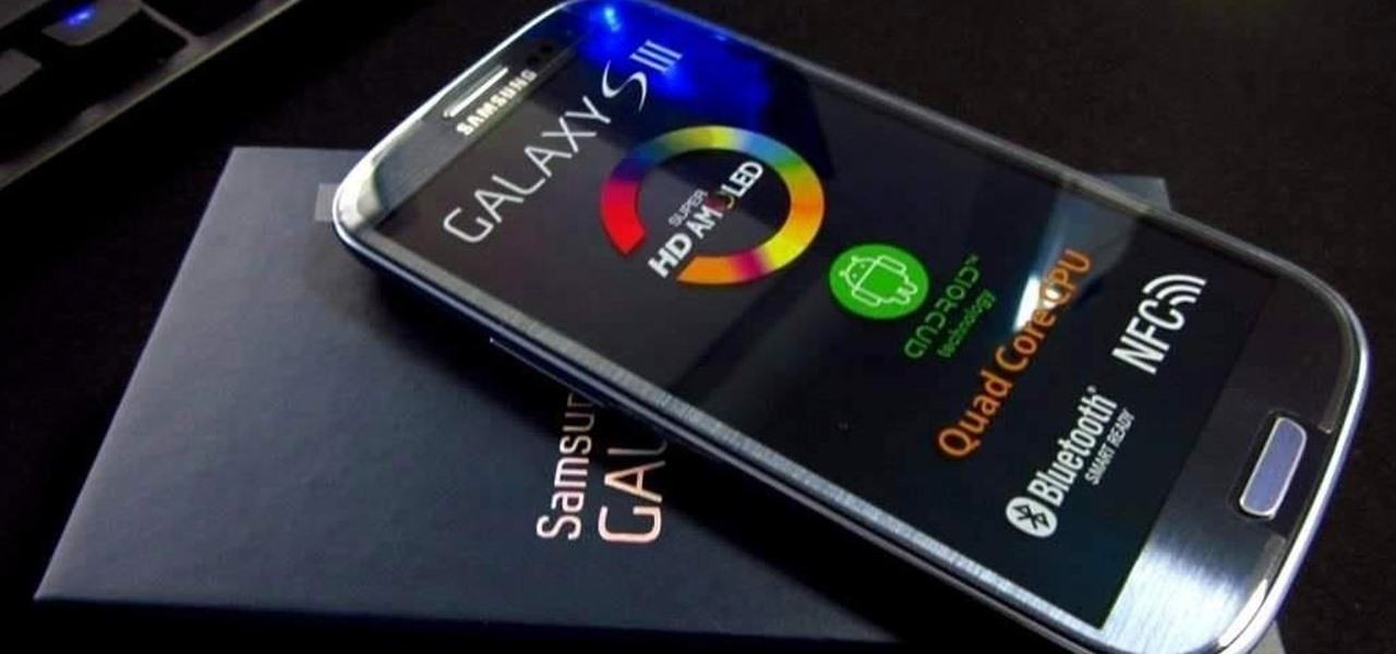 Network Unlock Your Samsung Galaxy S3 to Use with Another GSM Carrier
