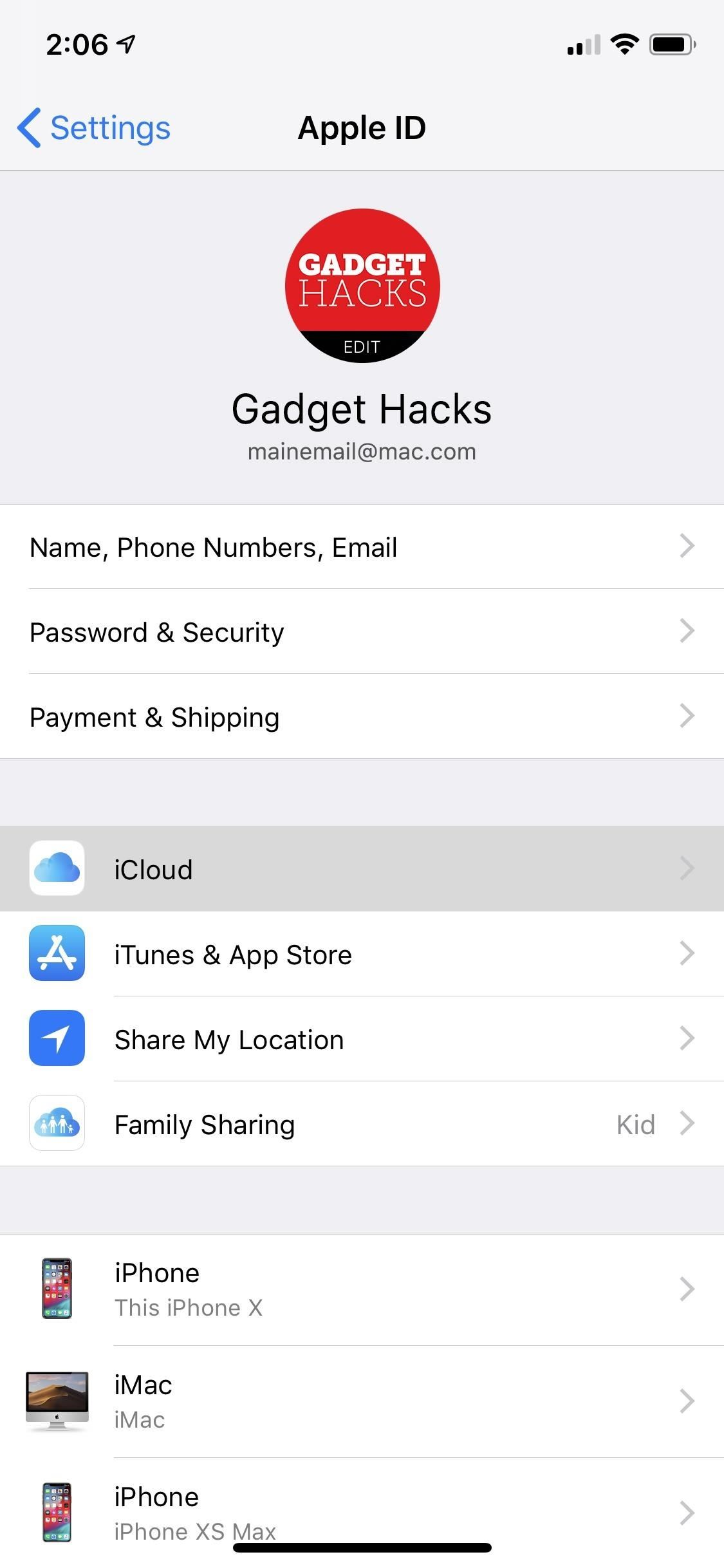 How to Hide @iCloud, @Me & Custom Aliases from Your Mail App's 'From' Field on Your iPhone