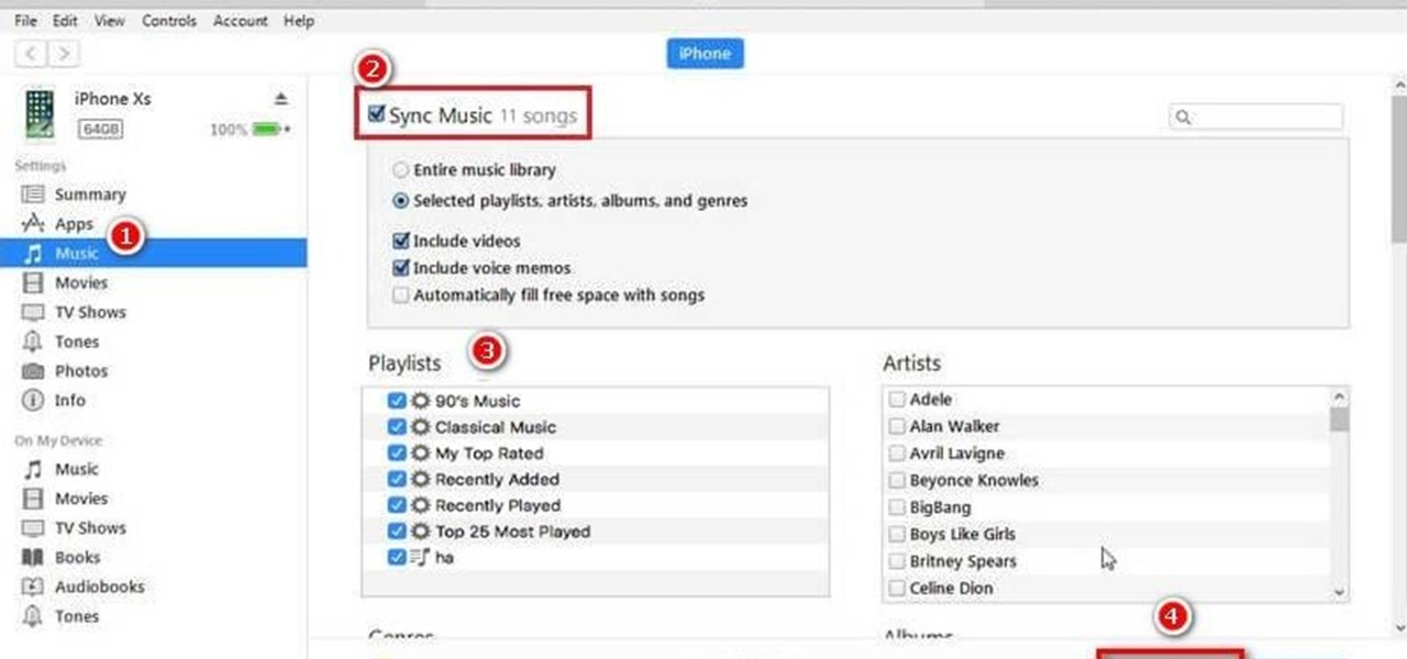 how to get songs off iphone without itunes