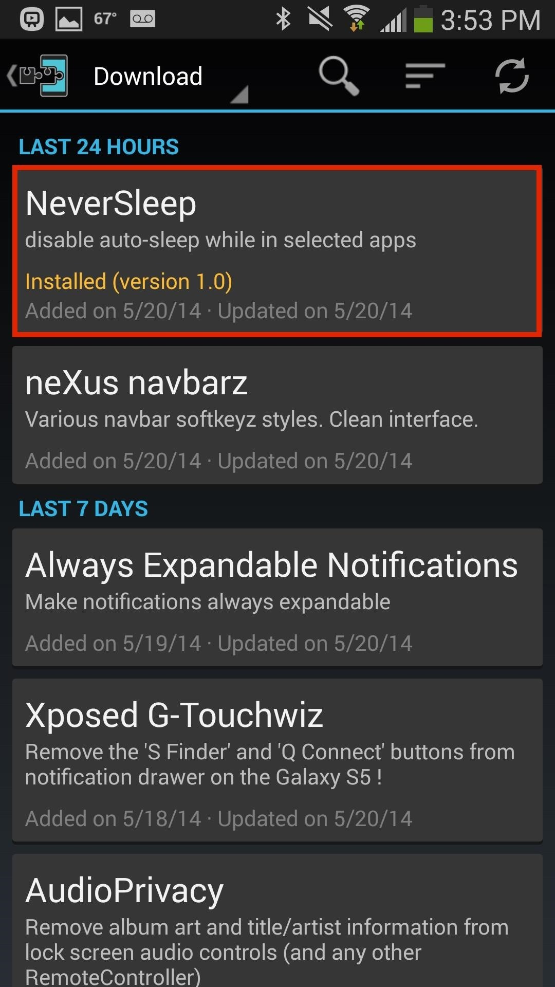How to Keep Your Screen Awake for Specific Apps on Your Galaxy Note 3