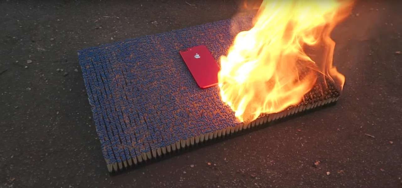 Man Takes Apple to Court, Claiming iPhone Started House Fire