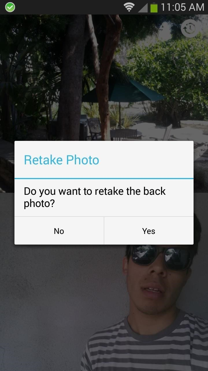 How to Add More Context to Selfies Using Both Front & Rear Cameras on Your Galaxy S3