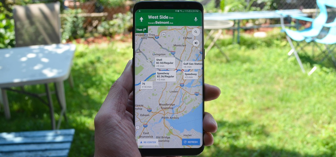 Google Maps 101: How to Add a Stop After You've Started