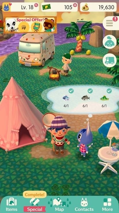 Pocket Camp 101: How to Get Your Animal Friends to Come to Your Campsite in Animal Crossing