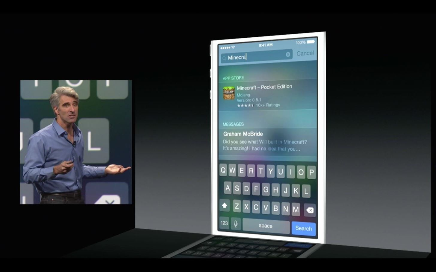 Apple's iOS 8 Coming This Fall—Here's What's New
