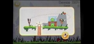 Find all of the golden eggs in Angry Birds