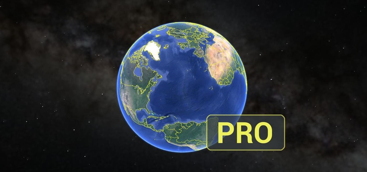 Google Earth's $399/Year Pro Features Now Free for Everyone