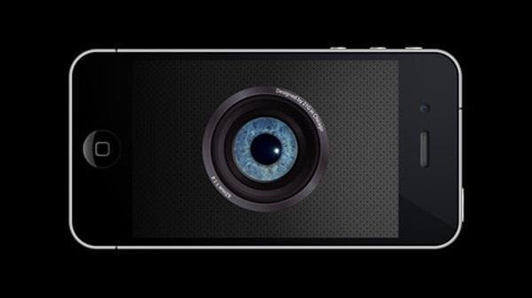 how to watch surveillance camera on iphone