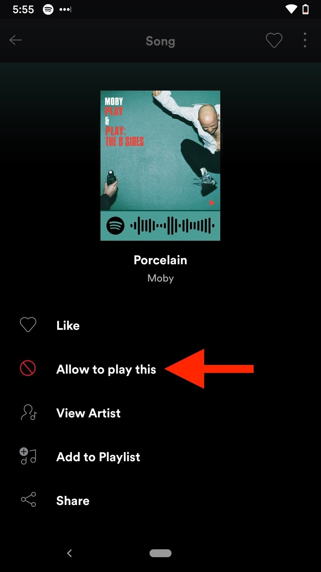 How to Unhide a Disliked Song on Spotify to Hear It in Playlists & Radio Stations Again