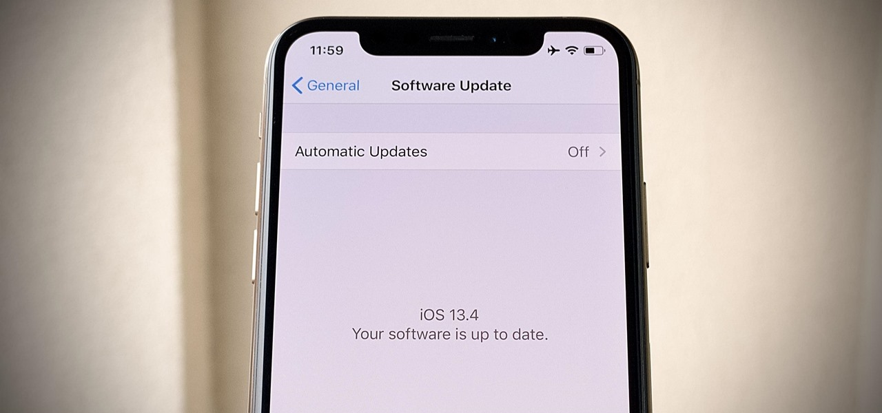 Apple Releases iOS 13.4 Developer Beta 2 for iPhone