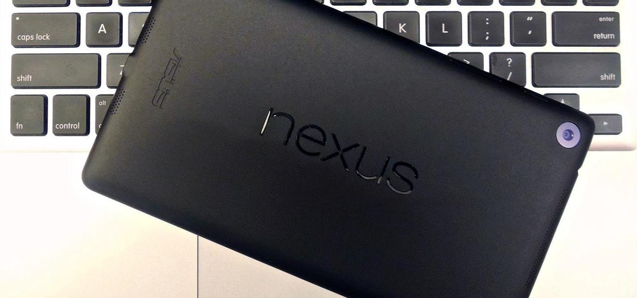 nexus 7 factory image mac