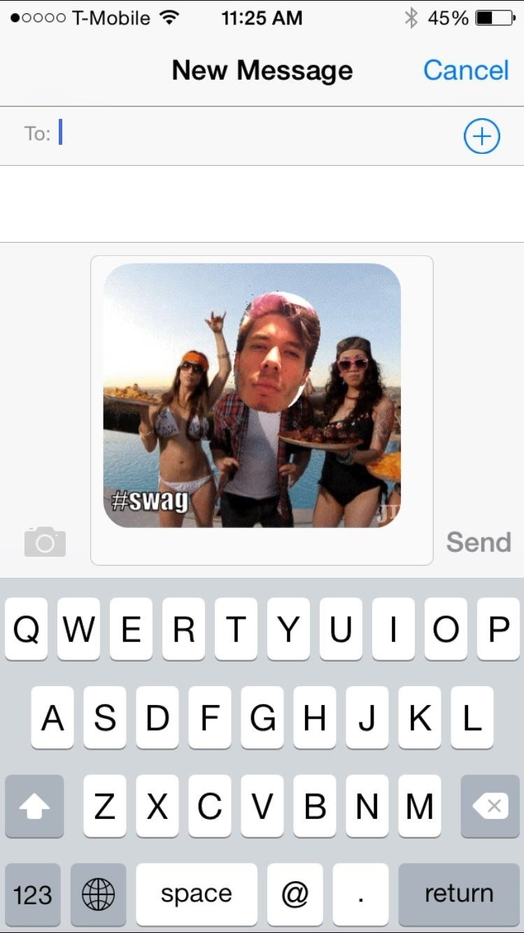 Create Personalized GIFs Using Faces on Your iPhone or iPad