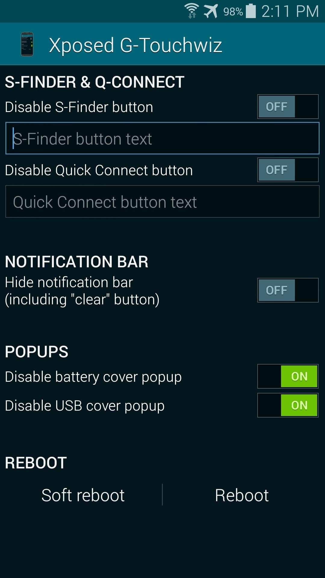 "How to Disable Those Annoying ""Water Damage"" Popup Reminders on Your Galaxy S5"