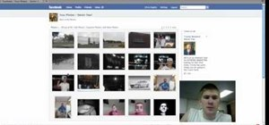 Upload photos to Facebook