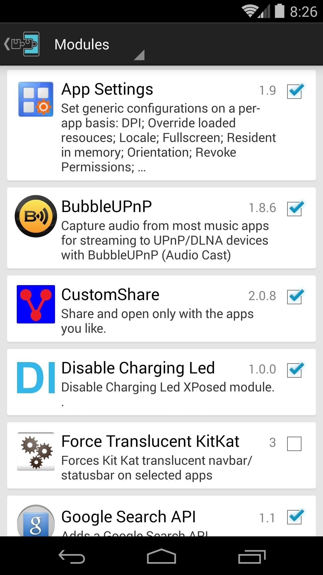 Xposed Installer Gets New Features & UI in Massive Update