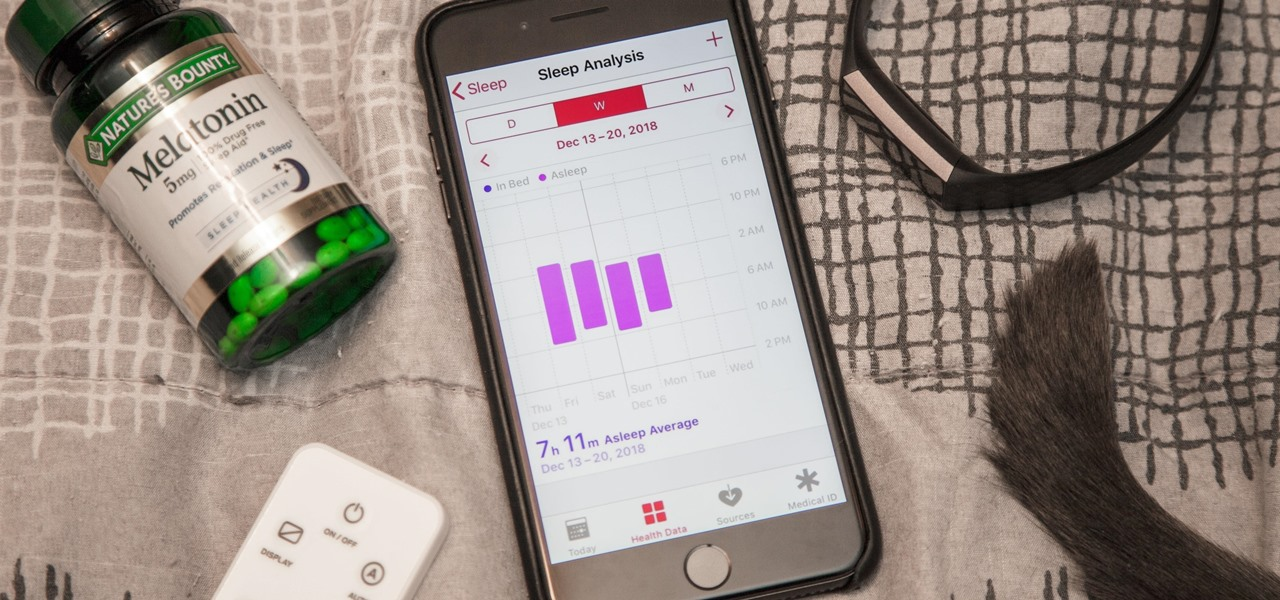 Track Your Sleep Activity in Apple's Health App for iPhone