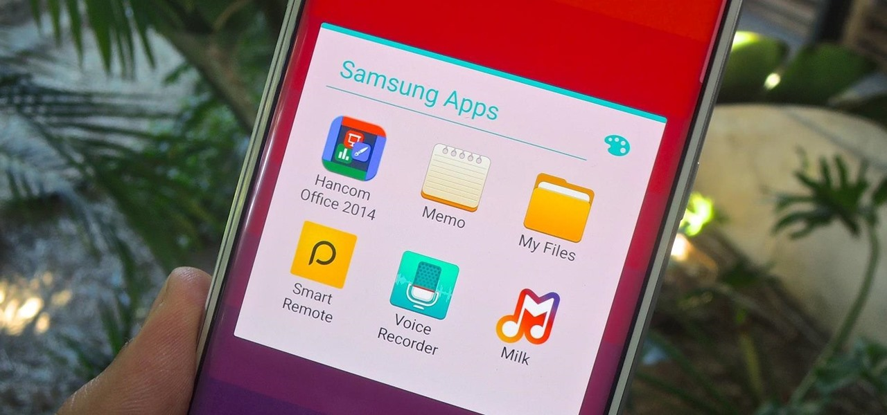 Disable & Hide Bloatware Apps on Your New Samsung Galaxy Device