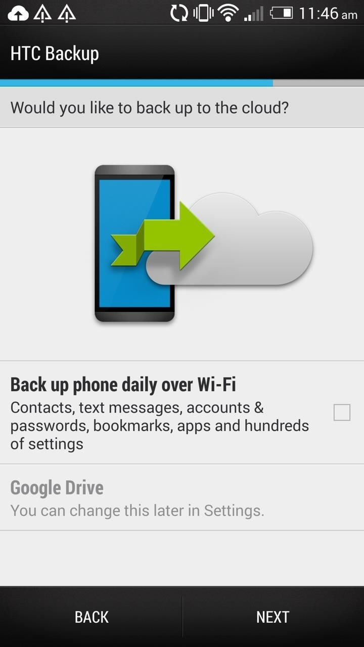 New Features and KitKat Compatibility Added to HTC Backup for Your HTC One