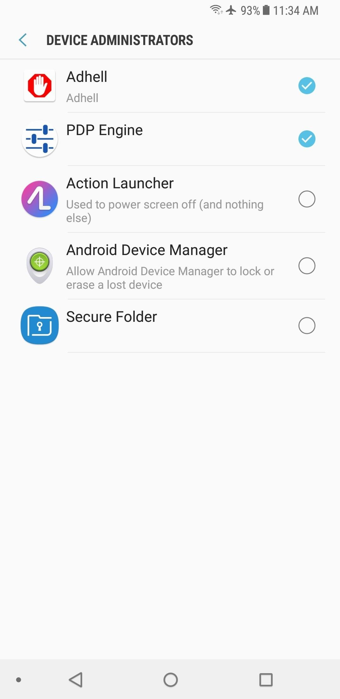 Everything You Need to Disable on Your Galaxy S8 or S8+ for Privacy