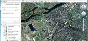 Display zip code boundaries with Google Earth