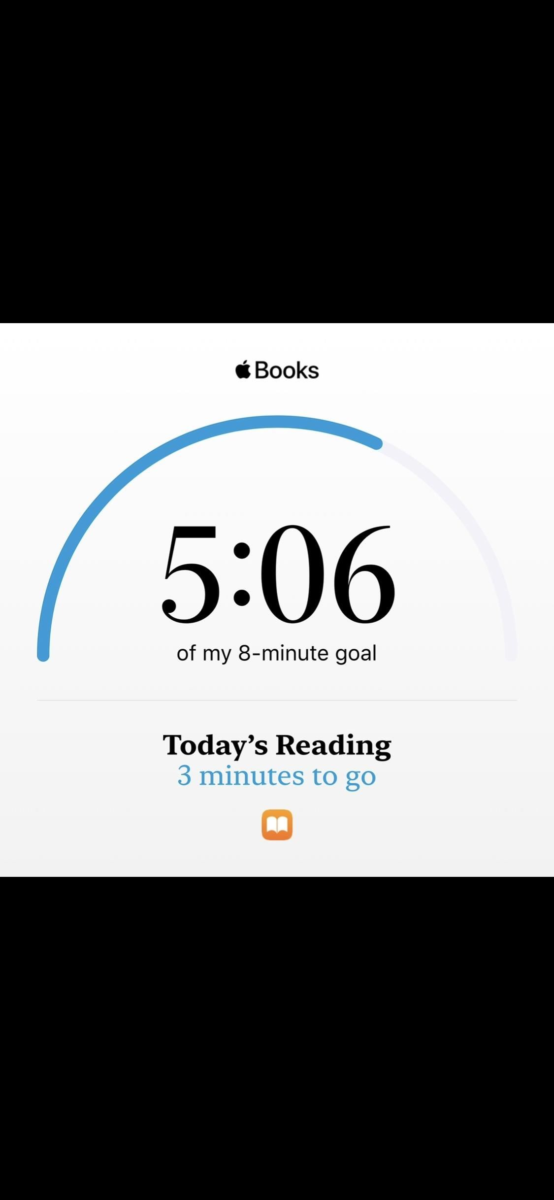 Become a Better Reader Using Apple Books' Reading Goals