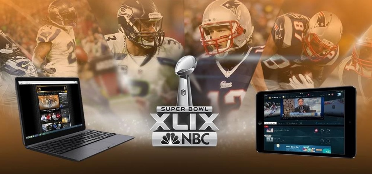 Watch the 2015 Super Bowl XLIX Live Stream Online from Anywhere
