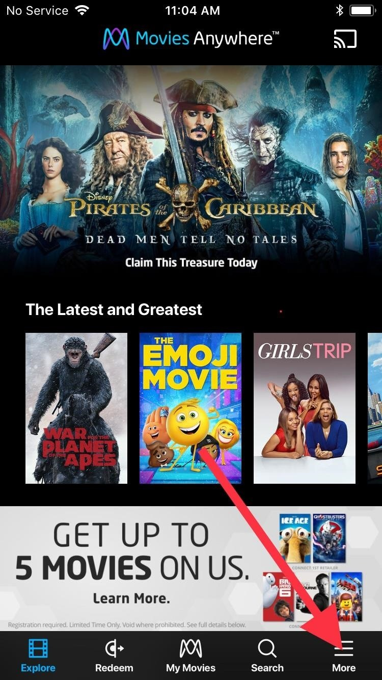 How to Cast Your iTunes Movie Library to Chromecast or