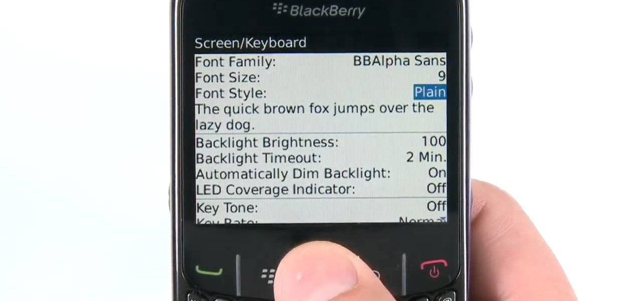 How to Jailbreak a Blackberry Curve for free « Smartphones :: Gadget