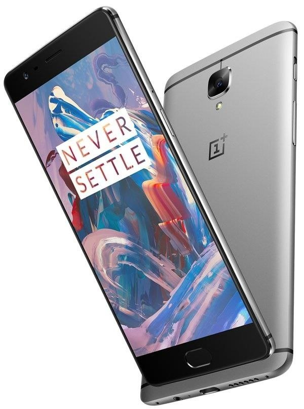 OnePlus 3 Leak Shows a Better Screen & NFC—But Smaller Battery