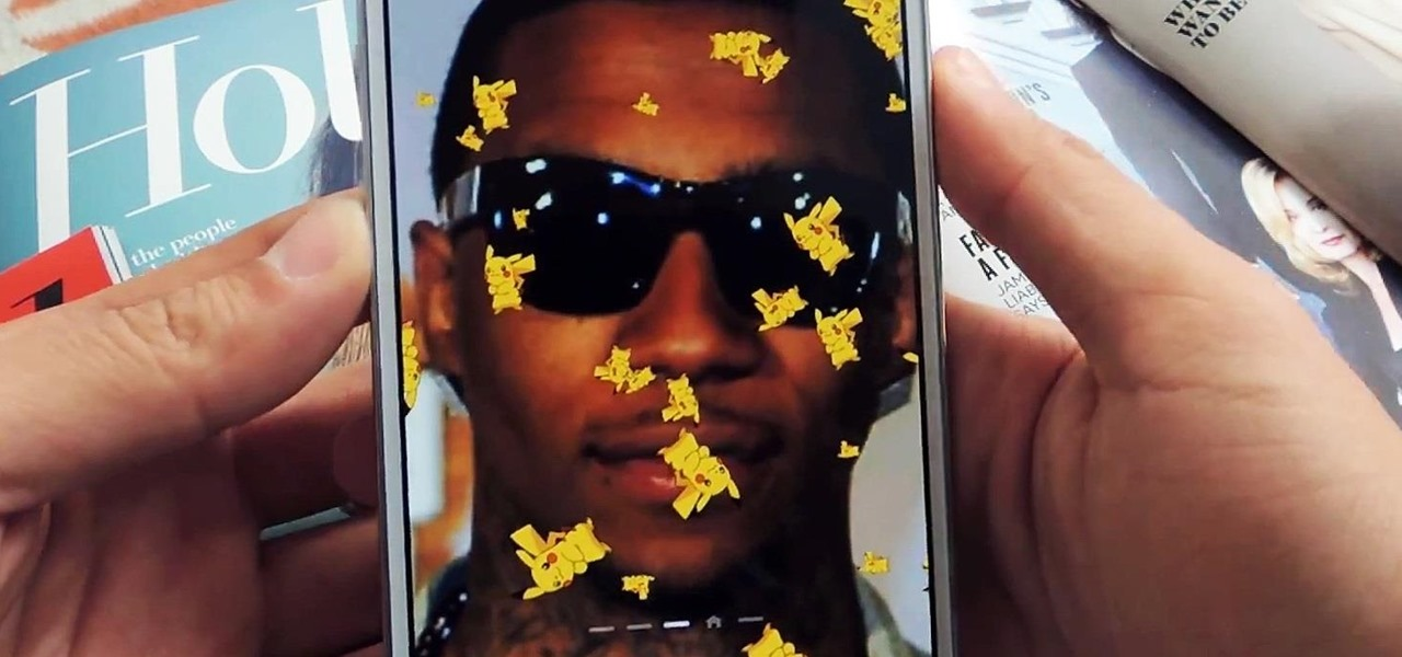 Add Floating Live Animations to Any Custom Wallpaper on a Galaxy Note 3