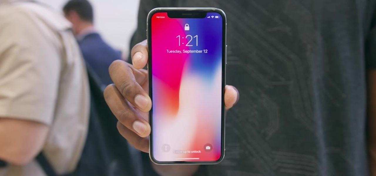 Set Up Face ID on the iPhone X